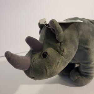 Gund #42186 Black Rhino